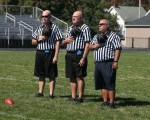 Youth Football 100-pound Game: Poland at Struthers (Sept. 27)