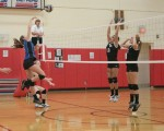 Eighth-Grade Volleyball Championship: Lakeview 2, Struthers 0 (Oct. 14)