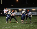 Varsity Football: Lowellville 43, Mineral Ridge 7 (Oct. 31)