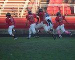 Seventh-Grade Football: Campbell 16, Lakeview 0 (Oct. 23)
