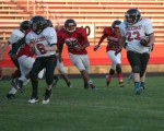 Seventh-Grade Football: Jefferson at Campbell (Sept. 25)