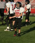 Eighth-Grade Football: Jefferson at Campbell (Sept. 25)