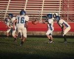 Eighth-Grade Football: Lakeview 24, Campbell 14 (Oct. 23)