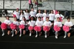 Lowellville Junior High Cheerleaders (Oct. 9)