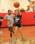 Struthers Middle School Girls Basketball (Nov. 24, 2014)