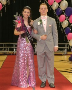 Struthers Prom May 1, 2015
