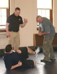 Lowellville Police Take Self-defense Class