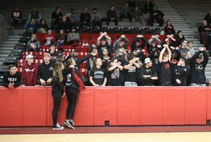 Varsity Basketball Playoffs- 3/3/17 Salem 64 @ Struthers 52